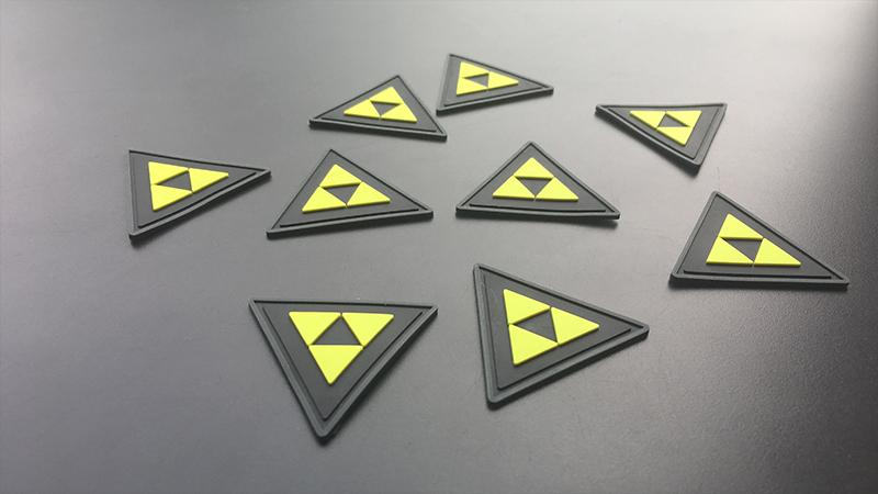 Этикетки из каучука печать